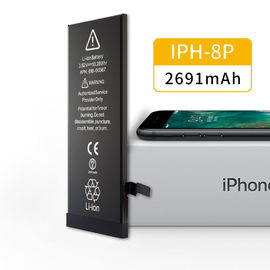 Mobile Phone 2691mAh Iphone 8 Plus Battery Replacement 12 Months Warranty