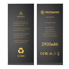 Large Capacity Mobile Lithium Ion Battery , Replacement Battery For Iphone