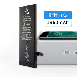 Grade A Iphone Lithium Polymer Battery 4.3V Charge Limit For Apple 7 Plus